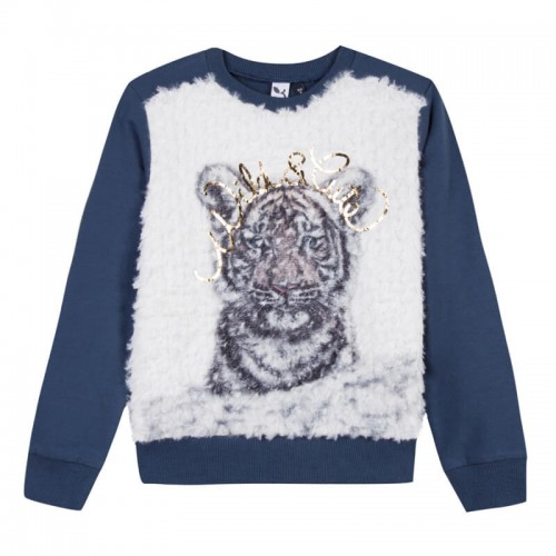 Джемпер 3Pommes 15014-42 Тигр