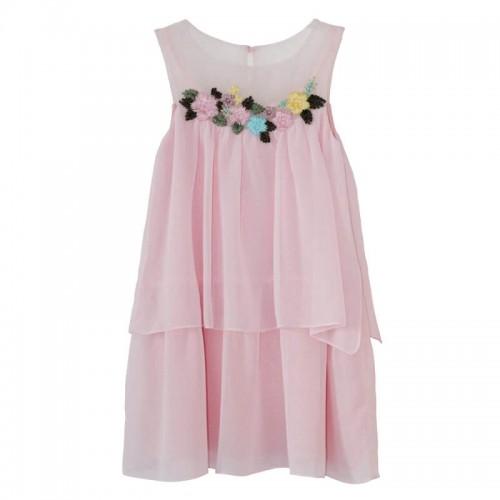 Платье Marasil 21802105r розовое