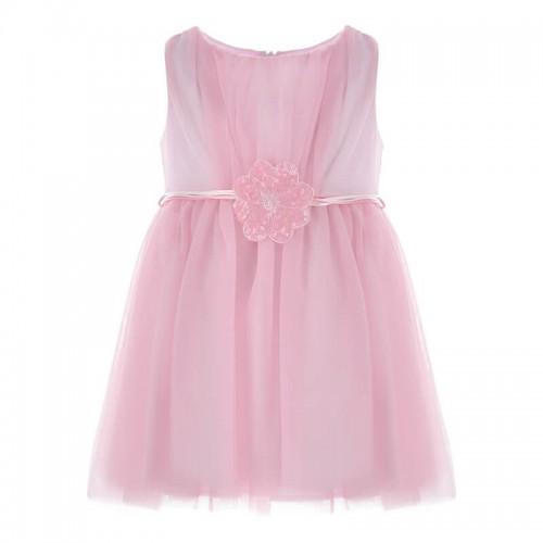 Розовое платье Marasil