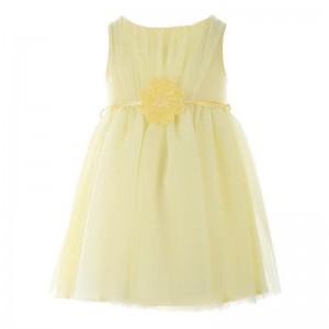 Желтое платье Marasil