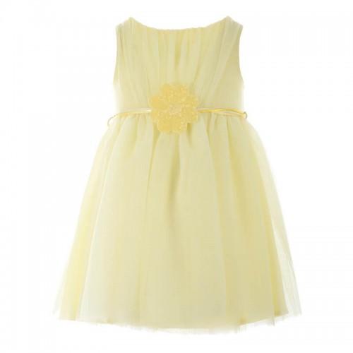 Платье Marasil 21805117y желтое
