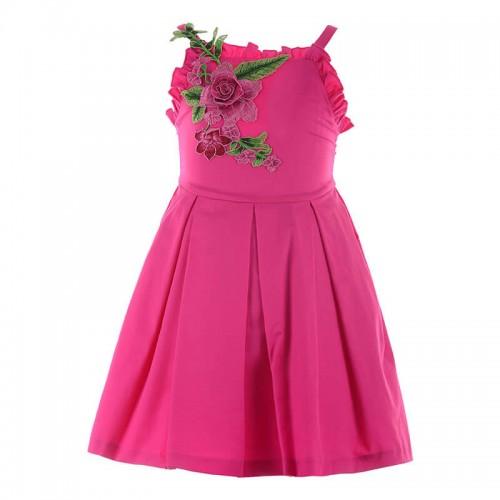 Платье Marasil 21812127 цвета фуксия