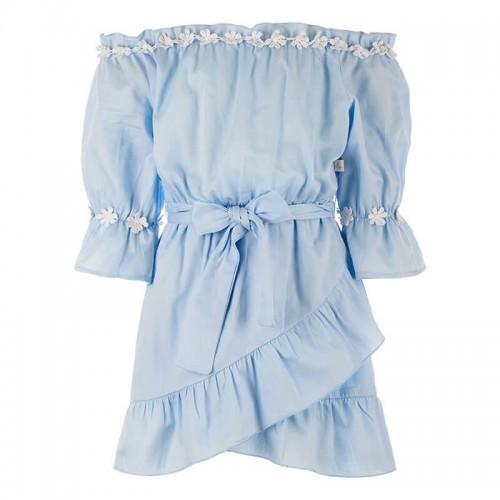 Платье Marasil 21812131 с кружевами