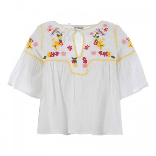 Блузка с вышивкой Marasil