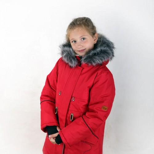 Куртка-парка зимняя Кира