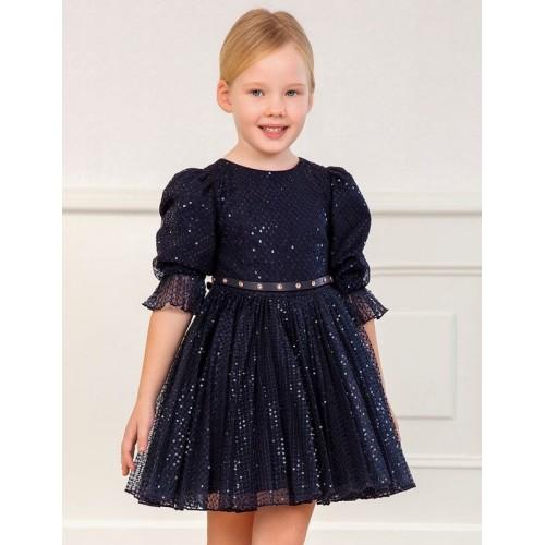 Платье с пайетками Abel & Lula 5568-61