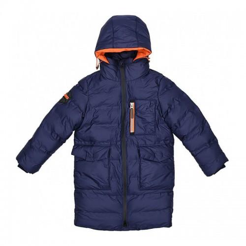 Пальто Уильям синее 643-М Аврора