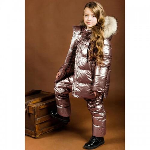 Зимний костюм GNK З-854/ЗС-855 для девочки