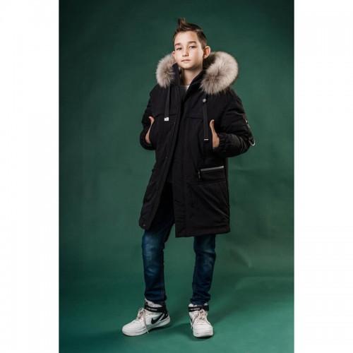 Куртка парка зимняя GNK ЗС-891