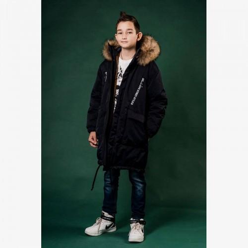 Куртка парка зимняя GNK ЗС-888