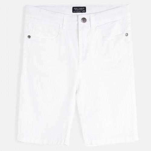 Белые шорты для подростка
