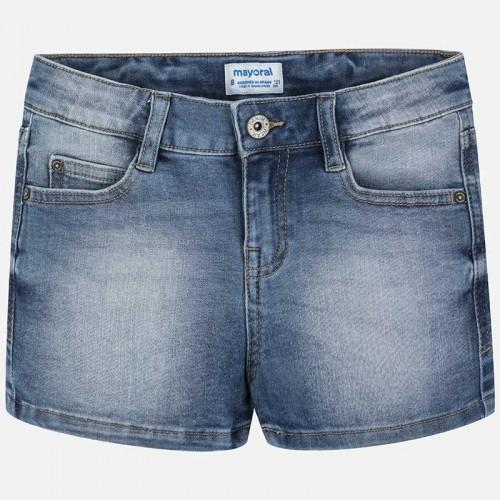 Шорты джинсовые Mayoral