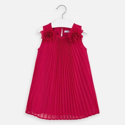 Платье малиновое 3922-92 Mayoral