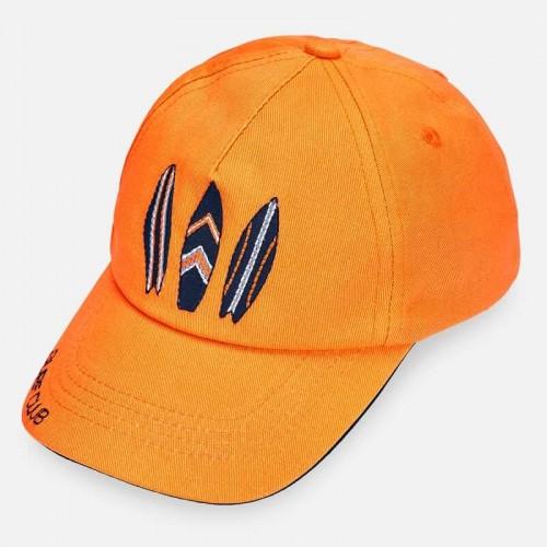 Бейсболка оранжевая 10793-11 Mayoral