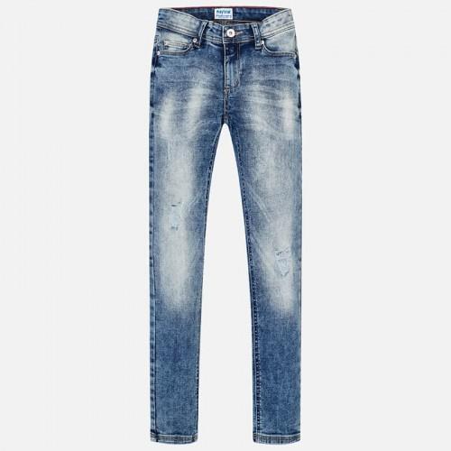 Брюки Mayoral 556-5 джинсовые