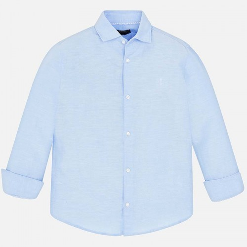 Голубая сорочка Nukutavake 872-15