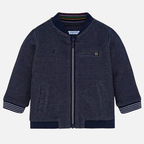 Пуловер Mayoral 1433-42 на молнии