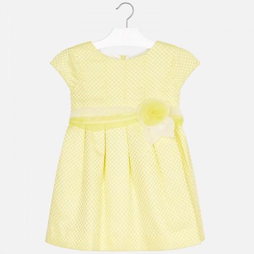 Платье Mayoral 3912-71 citron