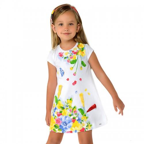 Платье Mayoral 3948-41 летнее