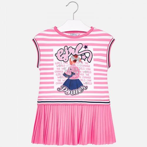 Платье Mayoral 3949-91 розовое
