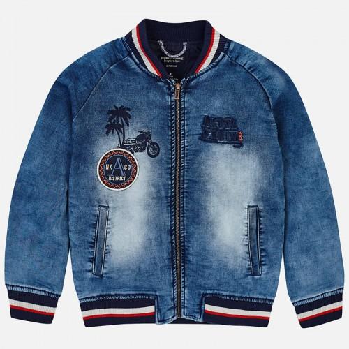 Куртка Nukutavake 6422-5 джинсовая