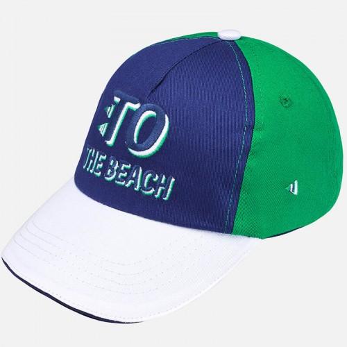 Бейсболка Mayoral 10584-86 cesped