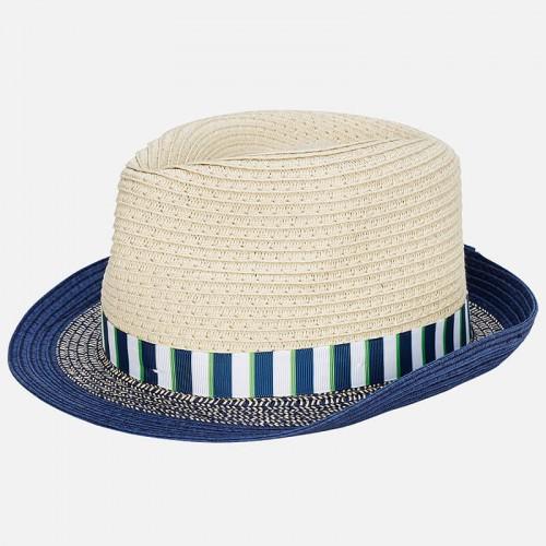 Шляпа Mayoral 10611-90 azul