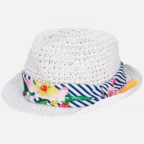Шляпа Mayoral 10614-15 плетеная
