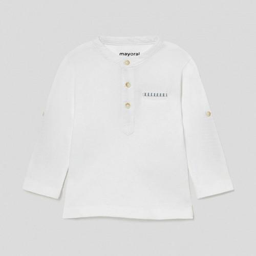 Рубашка поло Mayora 1016-91 белая