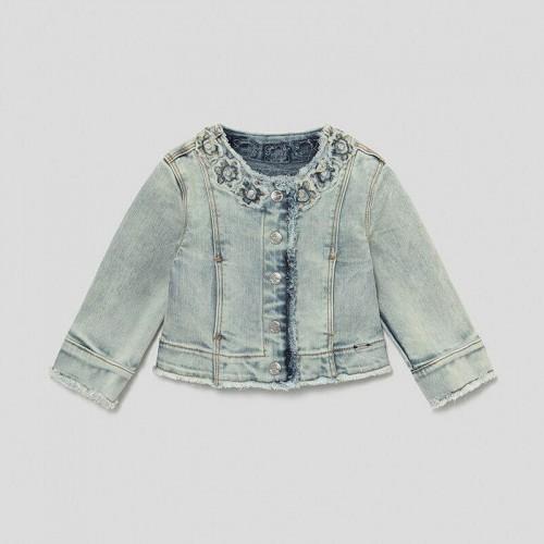 Джинсовая куртка Mayoral 1482-51