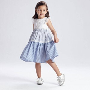 Платье-миди Mayoral 3935-27