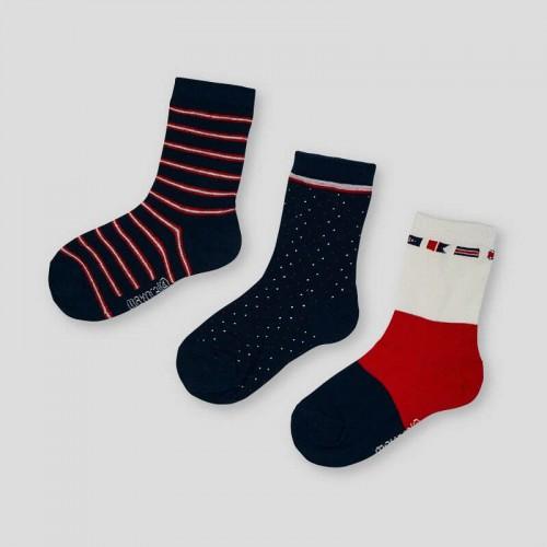 Комплект носков Mayoral 10054-48 (три пары)
