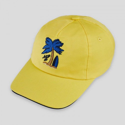 Бейсболка Mayoral 10064-49 желтая