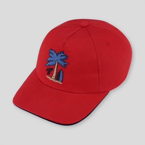 Бейсболка Mayoral 10064-50 красная