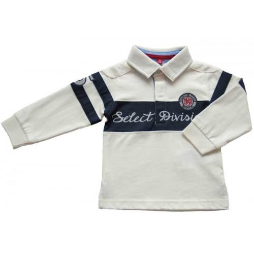 Рубашка-поло Mayoral для мальчика 2152-84 хлопковая