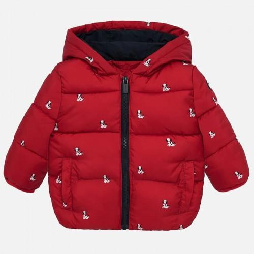 Куртка с далматинцами 2449-15 Mayoral