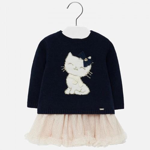 Платье со свитером 2922-28 Mayoral