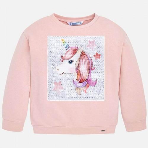Пуловер Сказочный единорог 4404-57 Mayoral
