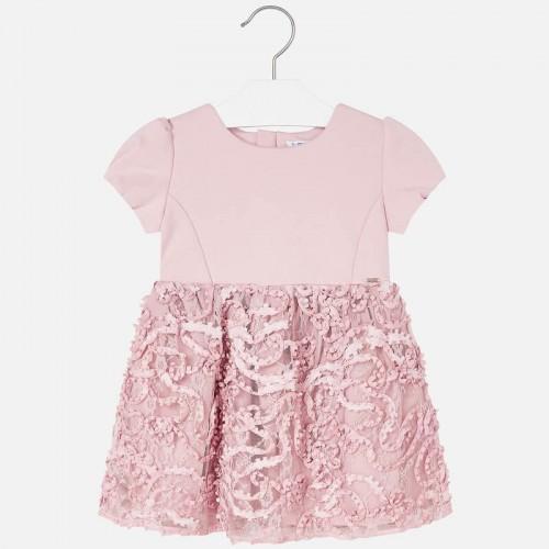 Платье розовое Mayoral 4920-23
