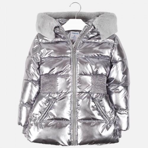 Куртка серебристая 7425-70 Mayoral