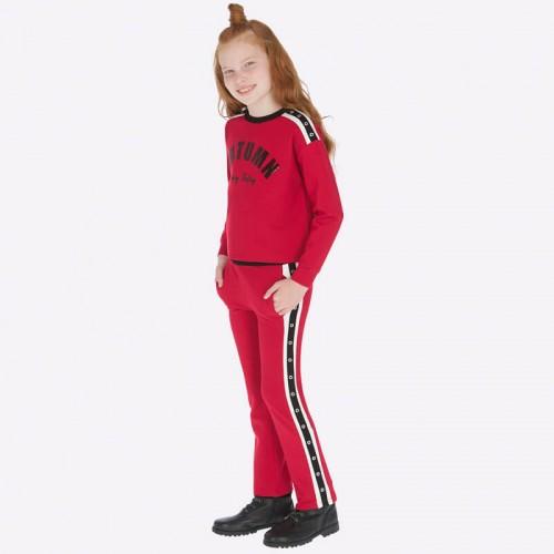 Cпортивный костюм Mayoral 7802-65 красный