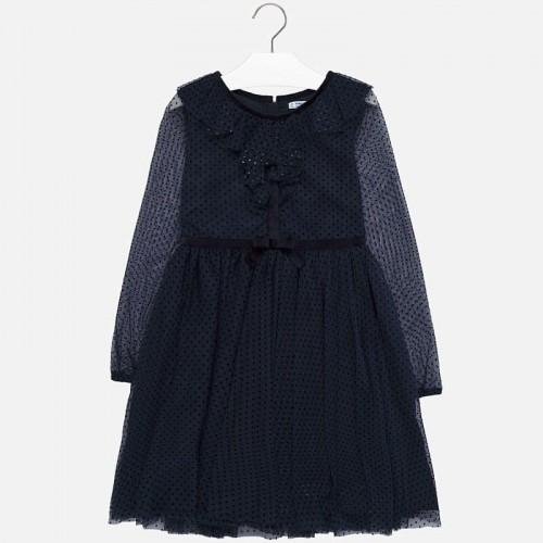 Фатиновое платье Mayoral 7924-55