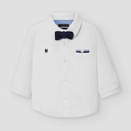 Рубашка с бабочкой Mayoral 2129-992