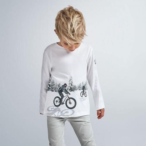Лонгслив Велосипедисты Mayoral 4049-60