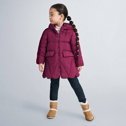 Куртка удлиненная Mayoral 4416-90