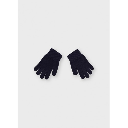 Перчатки синие Mayoral 10146-73
