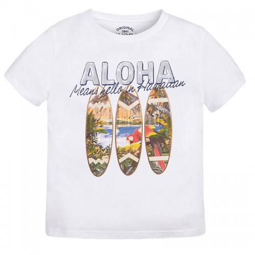 "Футболка Mayoral 3026-69 ""Гаваи"""