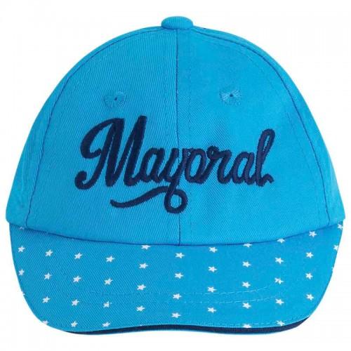 Бейсболка Mayoral 10908-10 голубая
