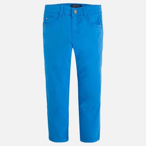 Брюки Mayoral 509-12 голубые