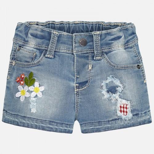 Шорты Mayoral 1292-5 джинсовые